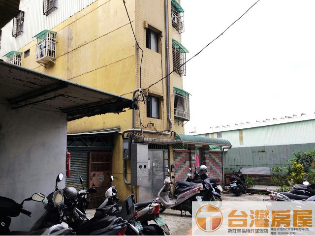 明志國小獨棟收租套房,新北市泰山區明志路二段