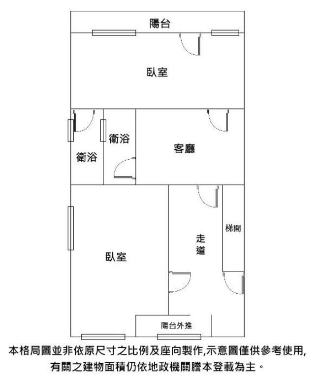 思賢公園旁公寓2樓,新北市新莊區自立街